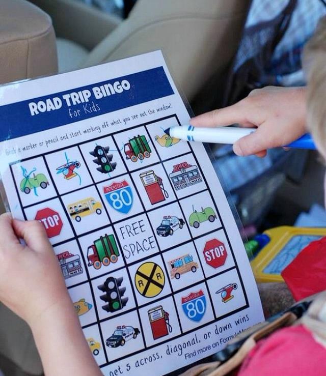 Bingo en ziploc
