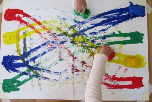 color maching with cars 4