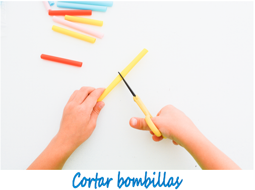 cortando bombillas
