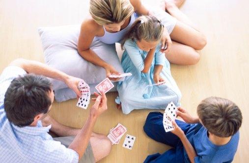jugando cartas organizacion