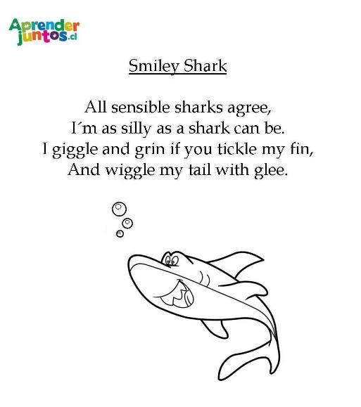 smiley shark