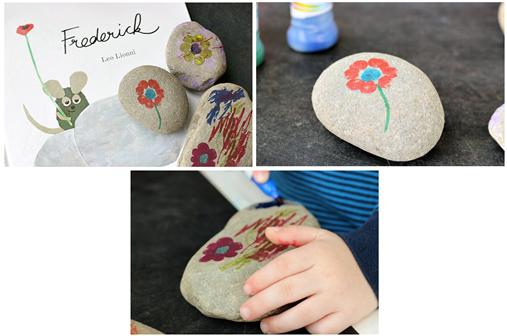 piedras pintadas Frederick