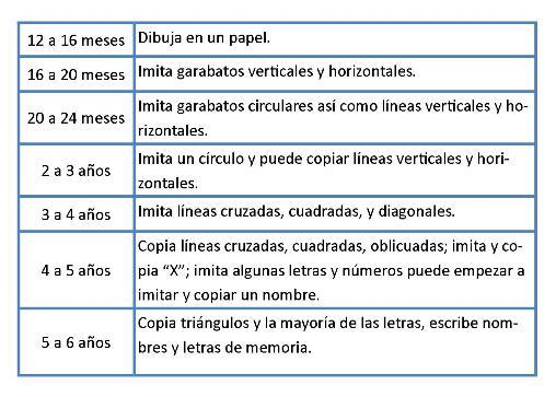 tabla-desarrollo-visomotriz