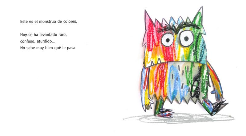 El Monstruo De Colores | Aprender Juntos