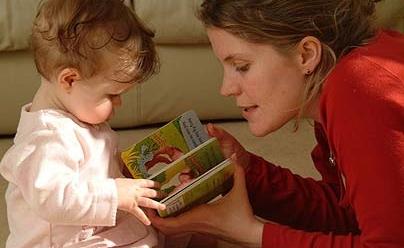 leer con bebe