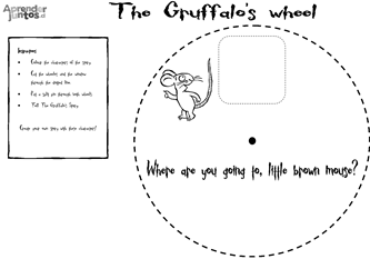 the Gruffalo's wheel