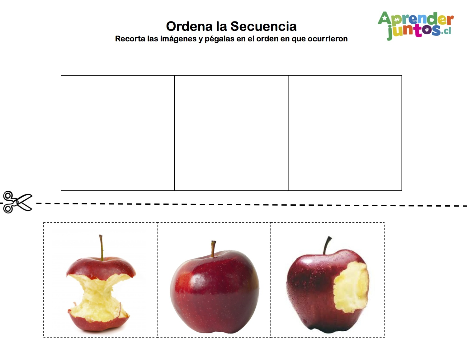 secuencia manzana copia